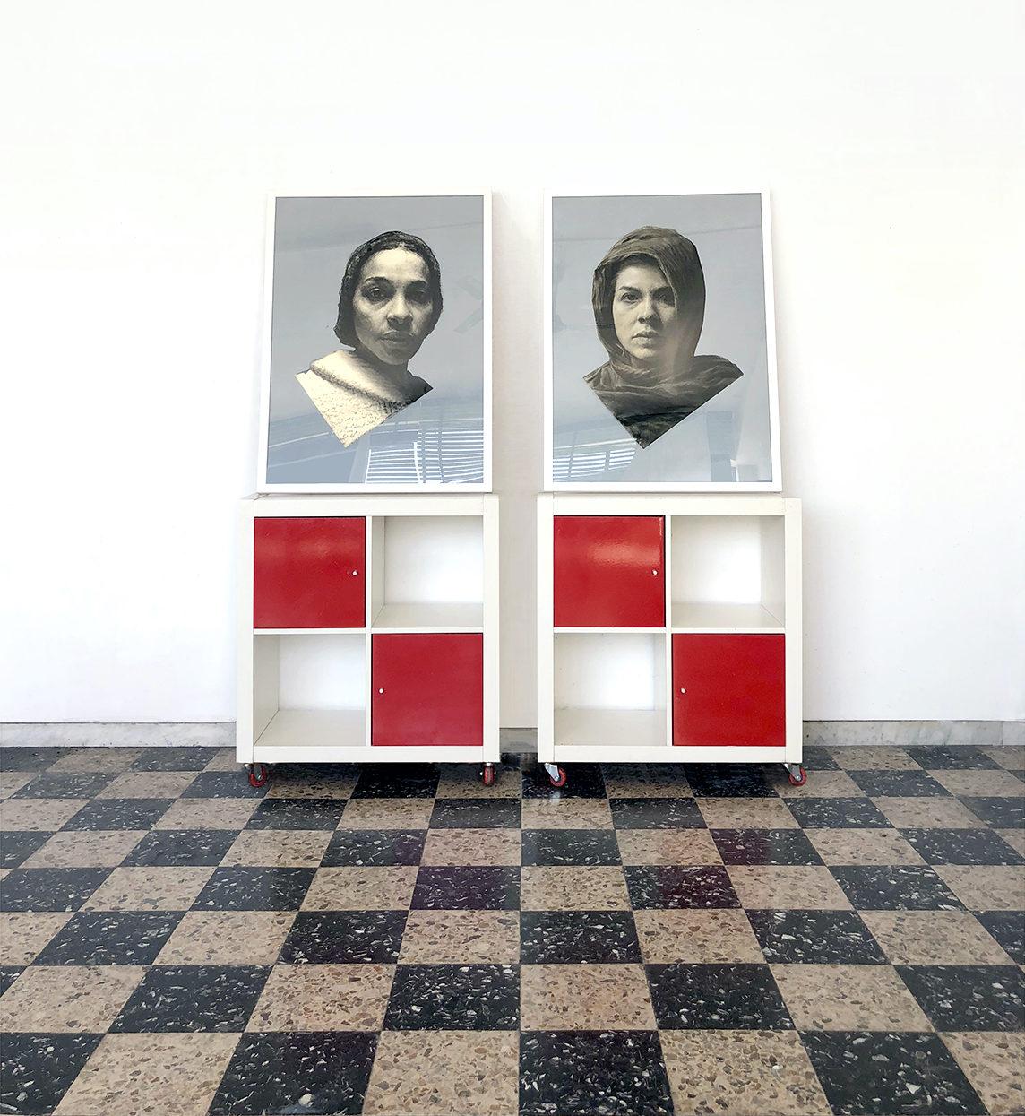 Portrait of B. & G. (Ikea + Ikea)